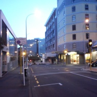 Thorndon, Wellington 2011 © bronwyn angela white