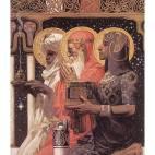 1900 Three Kings - by Joseph Leyendecker 1900