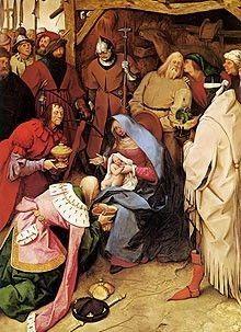 Adoration-Of-The-Kings-Pieter-Bruegel the Elder, 1564