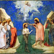 Baptism of Christ - Giotto -1305